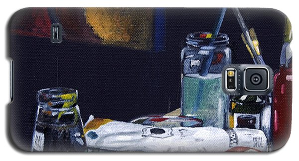Oils Still Life Galaxy S5 Case