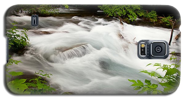 Oirase Stream Galaxy S5 Case