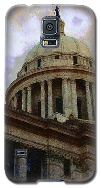 Oklahoma Capital Galaxy S5 Case