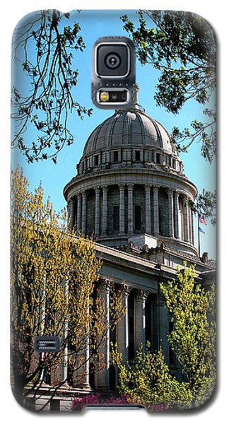Oklahoma City Capitol In The Spring Galaxy S5 Case