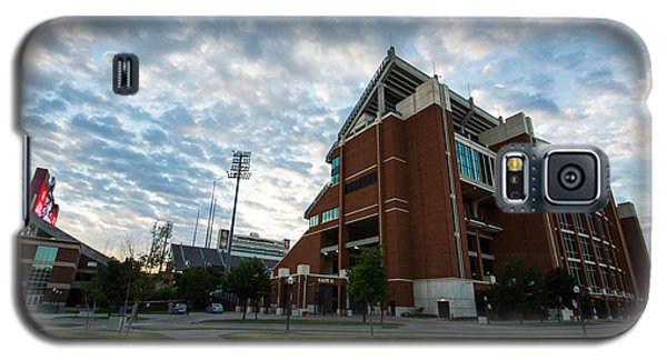 Oklahoma Memorial Stadium Galaxy S5 Case by Nathan Hillis