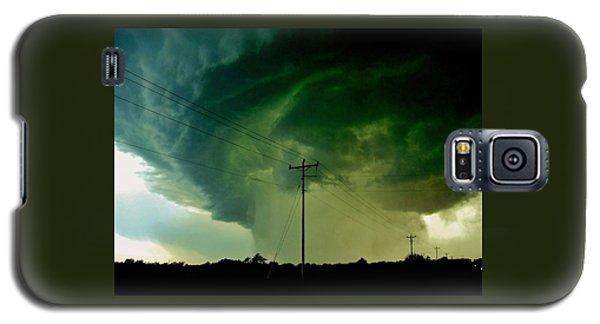 Oklahoma Mesocyclone Galaxy S5 Case