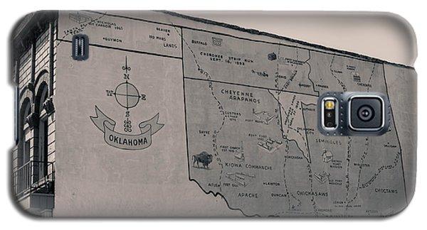 Oklahoma Mural Galaxy S5 Case