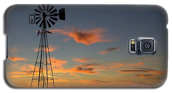 Oklahoma Skies 1 Galaxy S5 Case