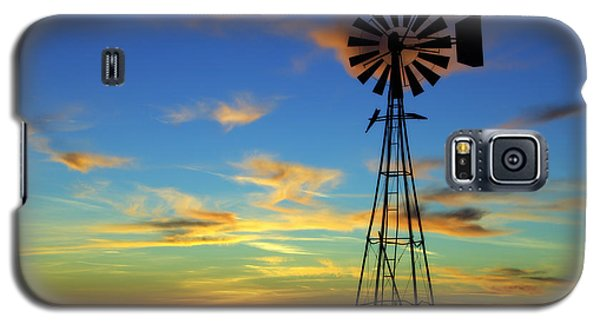 Oklahoma Skies 2 Galaxy S5 Case by Jim McCain