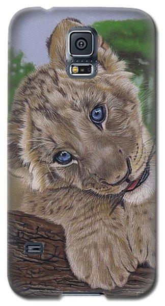 Ol' Blue Eyes Galaxy S5 Case