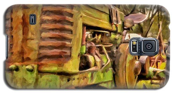 Ol' John Deere Galaxy S5 Case by Michael Pickett