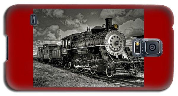 Old 104 Steam Engine Locomotive Galaxy S5 Case