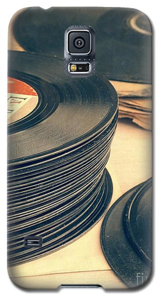 Old 45s Galaxy S5 Case