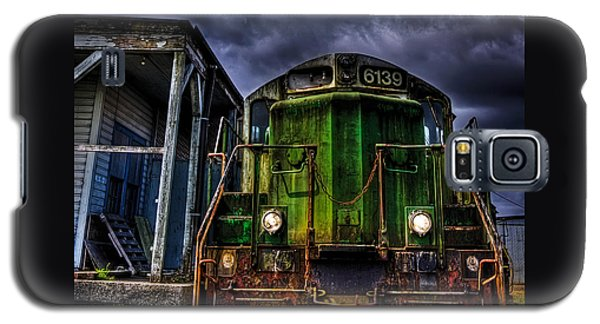Old 6139 Locomotive Galaxy S5 Case by Thom Zehrfeld