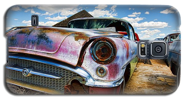 Old Abandoned Cars Galaxy S5 Case