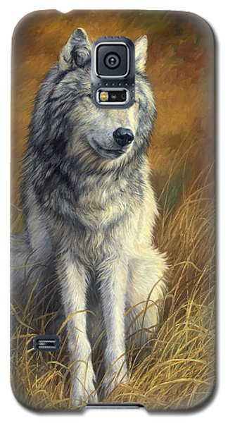 Old And Wise Galaxy S5 Case by Lucie Bilodeau