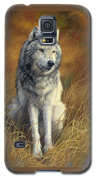 Old And Wise Galaxy S5 Case