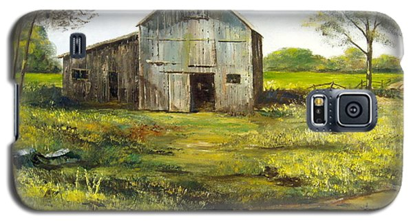 Old Barn Galaxy S5 Case by Lee Piper