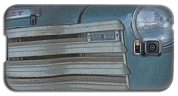 Galaxy S5 Case featuring the photograph Old Blue by Lynn Sprowl