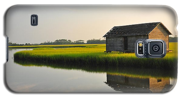 Old Boathouse Galaxy S5 Case