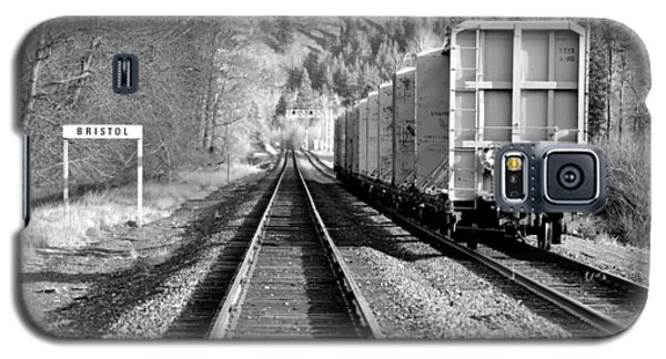 Old Bristol Rail In Ellensburg Galaxy S5 Case