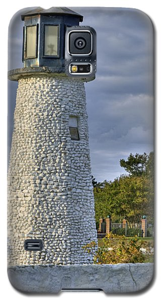 Old Buckroe Lighthouse Galaxy S5 Case
