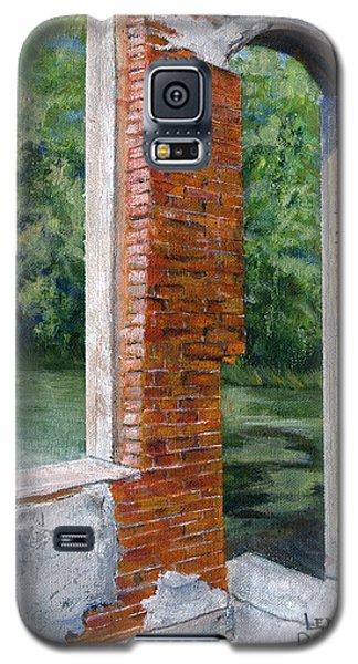 Old Building In Pleasant Hill Louisiana Galaxy S5 Case