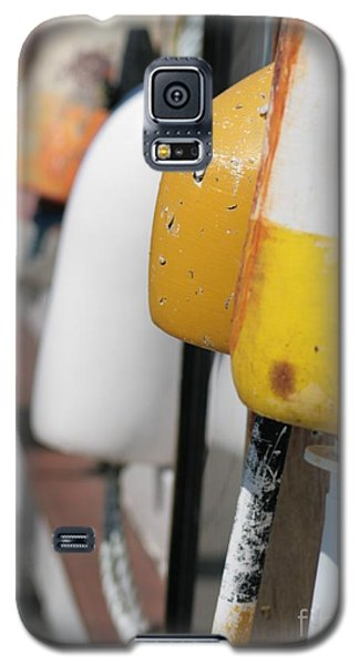 Old Buoys Galaxy S5 Case by Barbara Bardzik