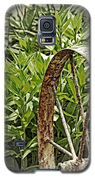 Old But New Purpose Galaxy S5 Case by Linda Segerson