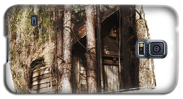 Old Cabin In Georga Galaxy S5 Case