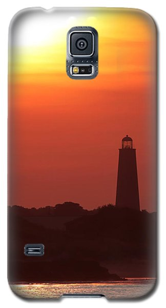 Old Cape Henry Lighthouse  Galaxy S5 Case