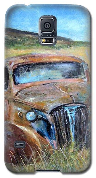 Old Car Galaxy S5 Case by Jieming Wang
