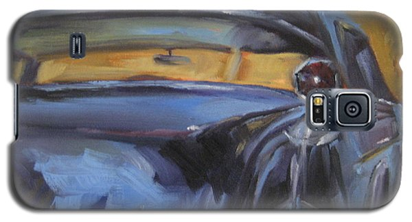 Old Car Galaxy S5 Case by Lindsay Frost