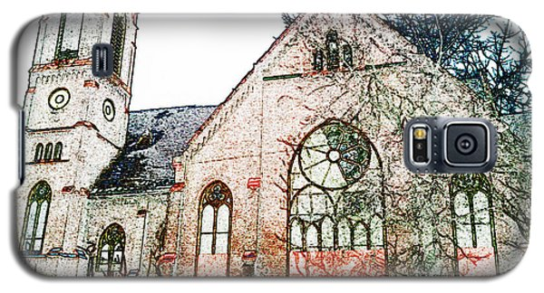 Old Church In Fresco Galaxy S5 Case