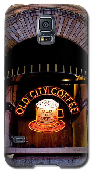 Old City Coffee Galaxy S5 Case