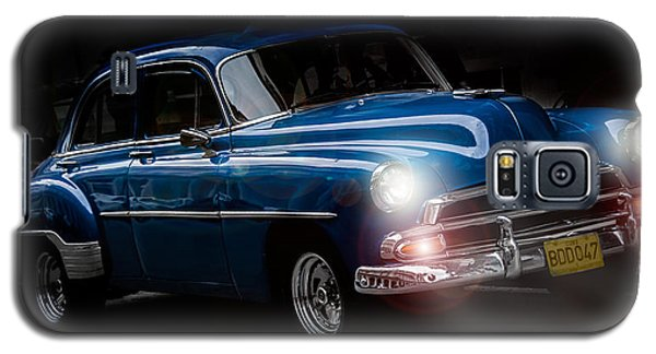 Old Classic Car I Galaxy S5 Case by Patrick Boening