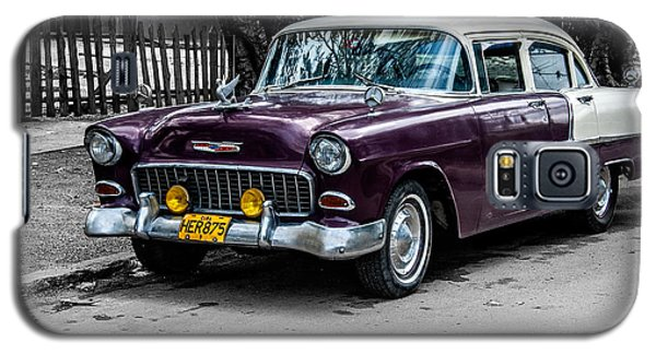 Old Classic Car Iv Galaxy S5 Case by Patrick Boening