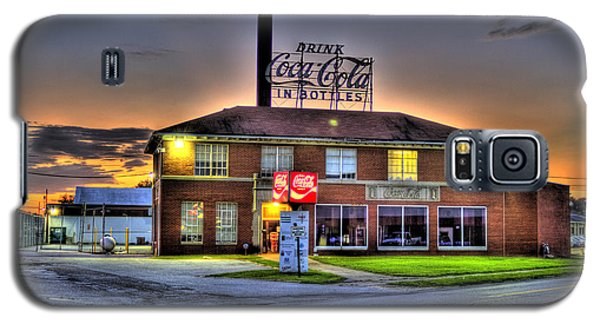 Old Coca Cola Bottling Plant Galaxy S5 Case