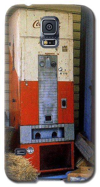 Old Coke Machine Galaxy S5 Case
