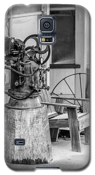 Old Compressor - Bw Galaxy S5 Case