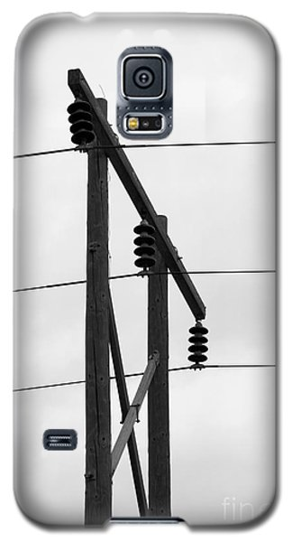 Old Country Power Line Galaxy S5 Case