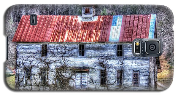 Old Country Schoolhouse Galaxy S5 Case by Tom Culver