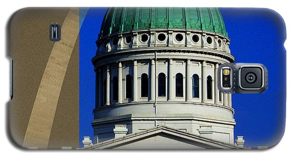 Old Courthouse Dome Arch Galaxy S5 Case