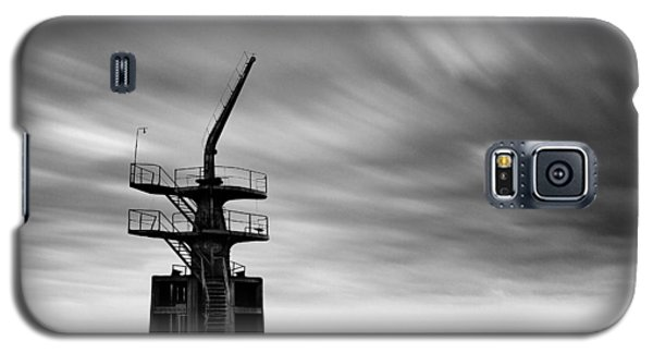 Old Crane Galaxy S5 Case by Dave Bowman