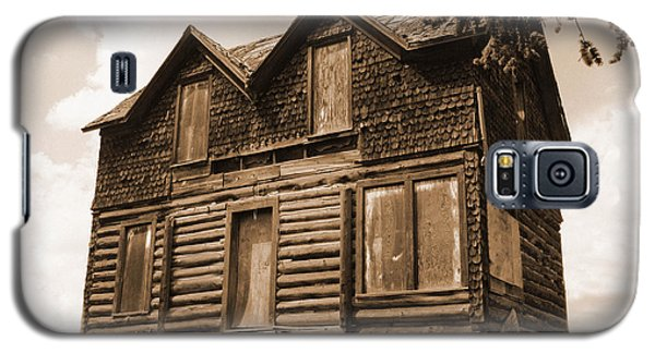 Old Cripple Creek Cabin Galaxy S5 Case