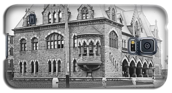Old Customs House And Post Office Evansville Indiana 1915 Galaxy S5 Case