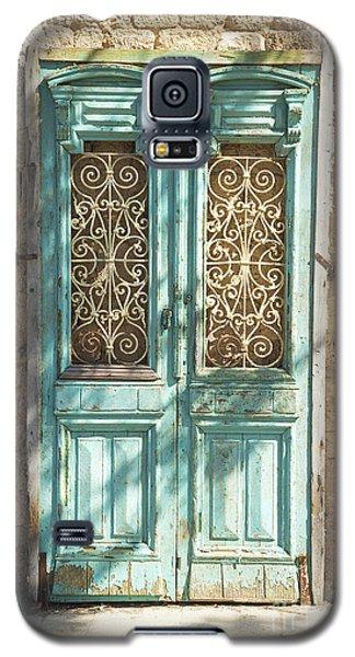 Old Door In Jersusalem Israel Galaxy S5 Case