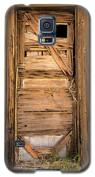 Old Door Galaxy S5 Case by  Onyonet  Photo Studios