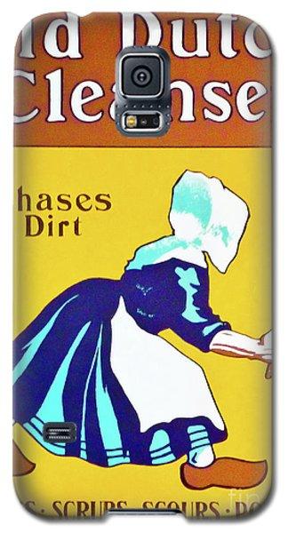 Old Dutch Galaxy S5 Case