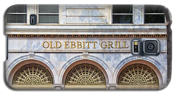 Old Ebbitt Grill Galaxy S5 Case