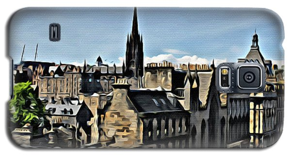 Olde Edinburgh Galaxy S5 Case