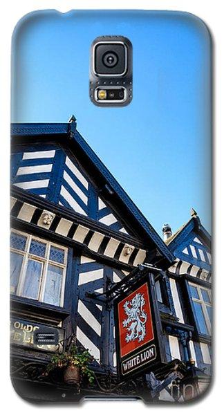 Old English Pub Of The Tudor Era Galaxy S5 Case