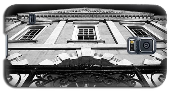 Old Exchange Building Galaxy S5 Case by John Rizzuto