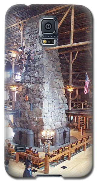 Old Faithful Inn Galaxy S5 Case